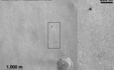 Exomars : focus sur la zone d'atterrissage de Schiaparelli