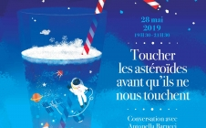 [MARDIS DE L'ESPACE] Toucher les astéroïdes avant qu'ils ne nous touchent