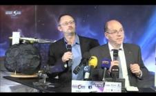 Confe?rence de presse du CNES sur Philae - 13 novembre