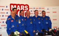 Volontaires Mars 500