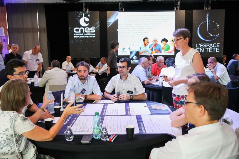 Séminaire des managers du CNES